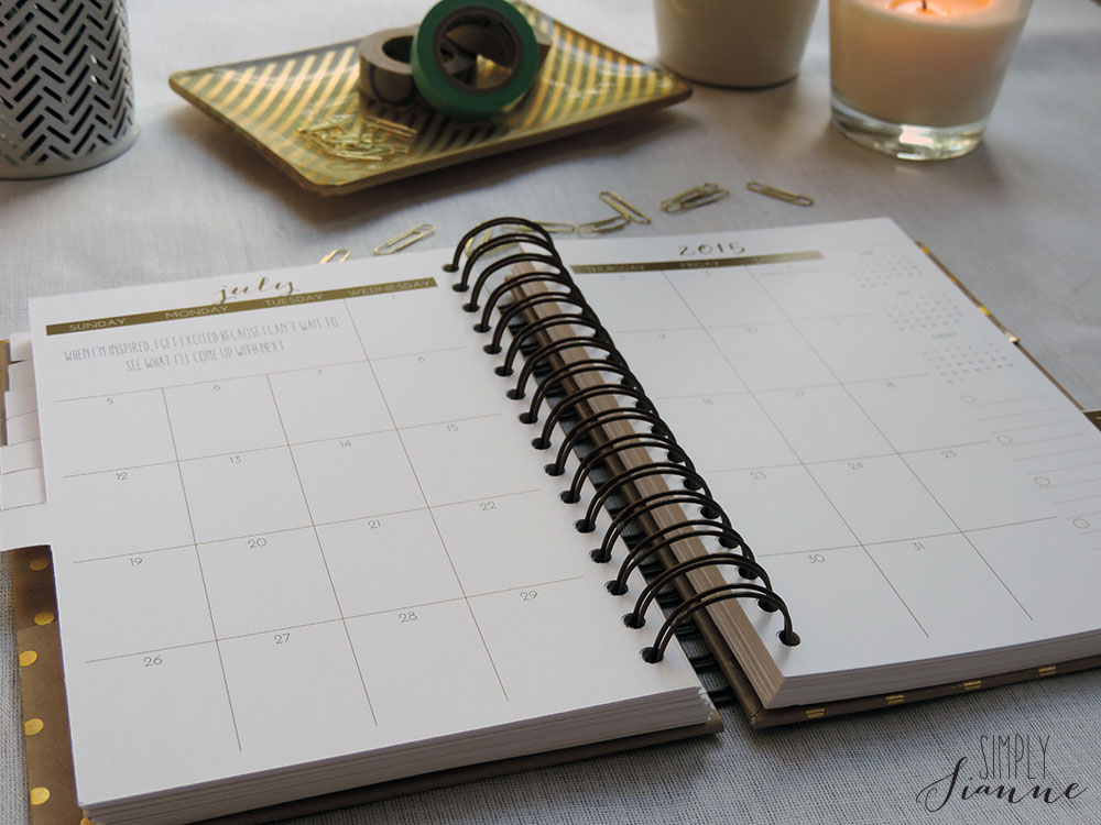2015 Planner – 2