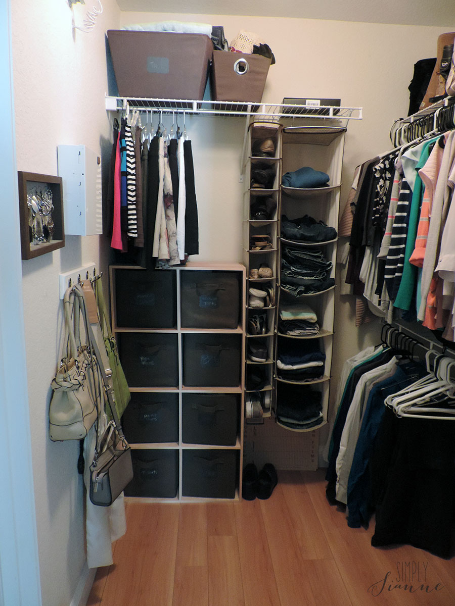 Fall Cleaning – Closet 7