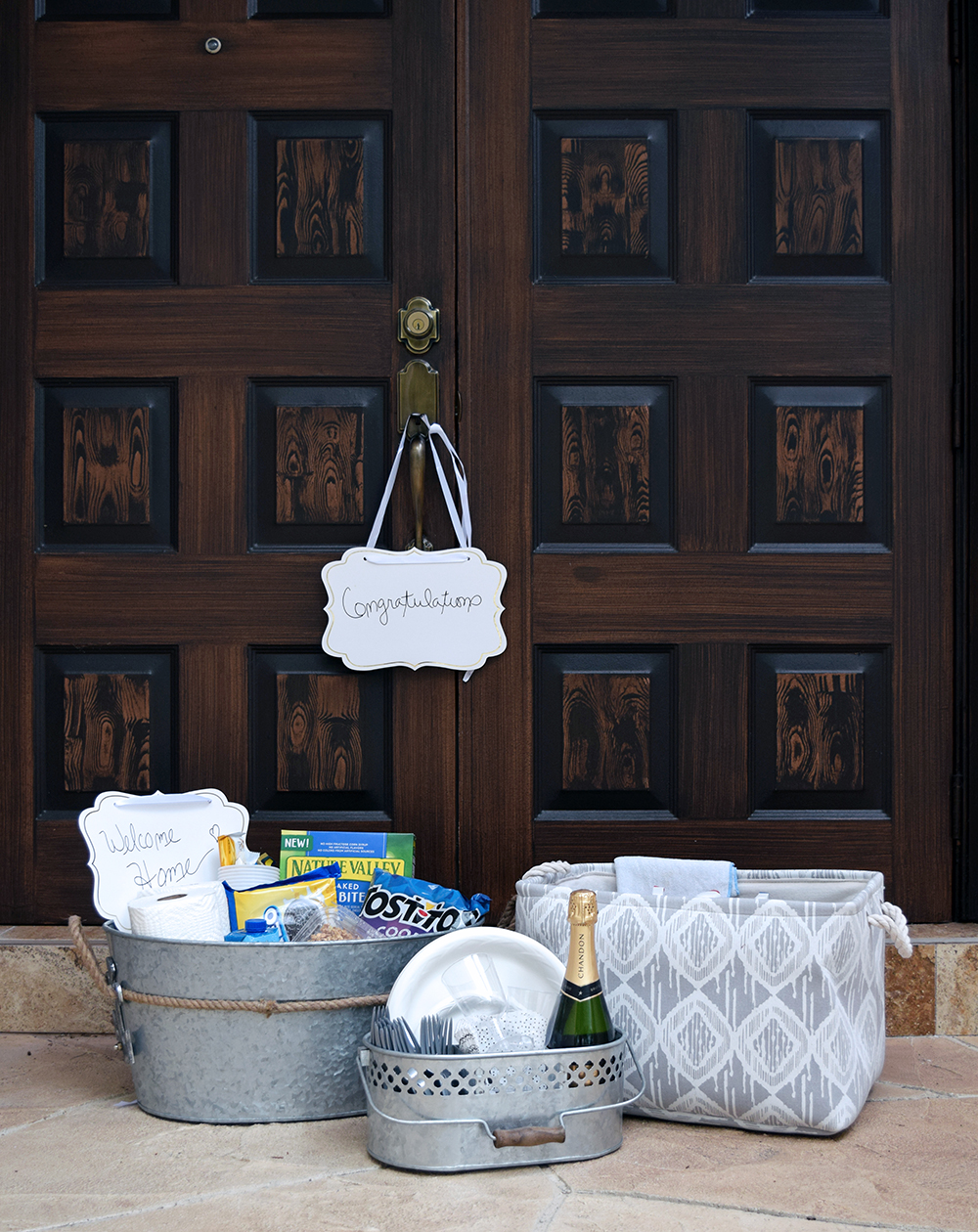 Welcome Home Gift Basket 15