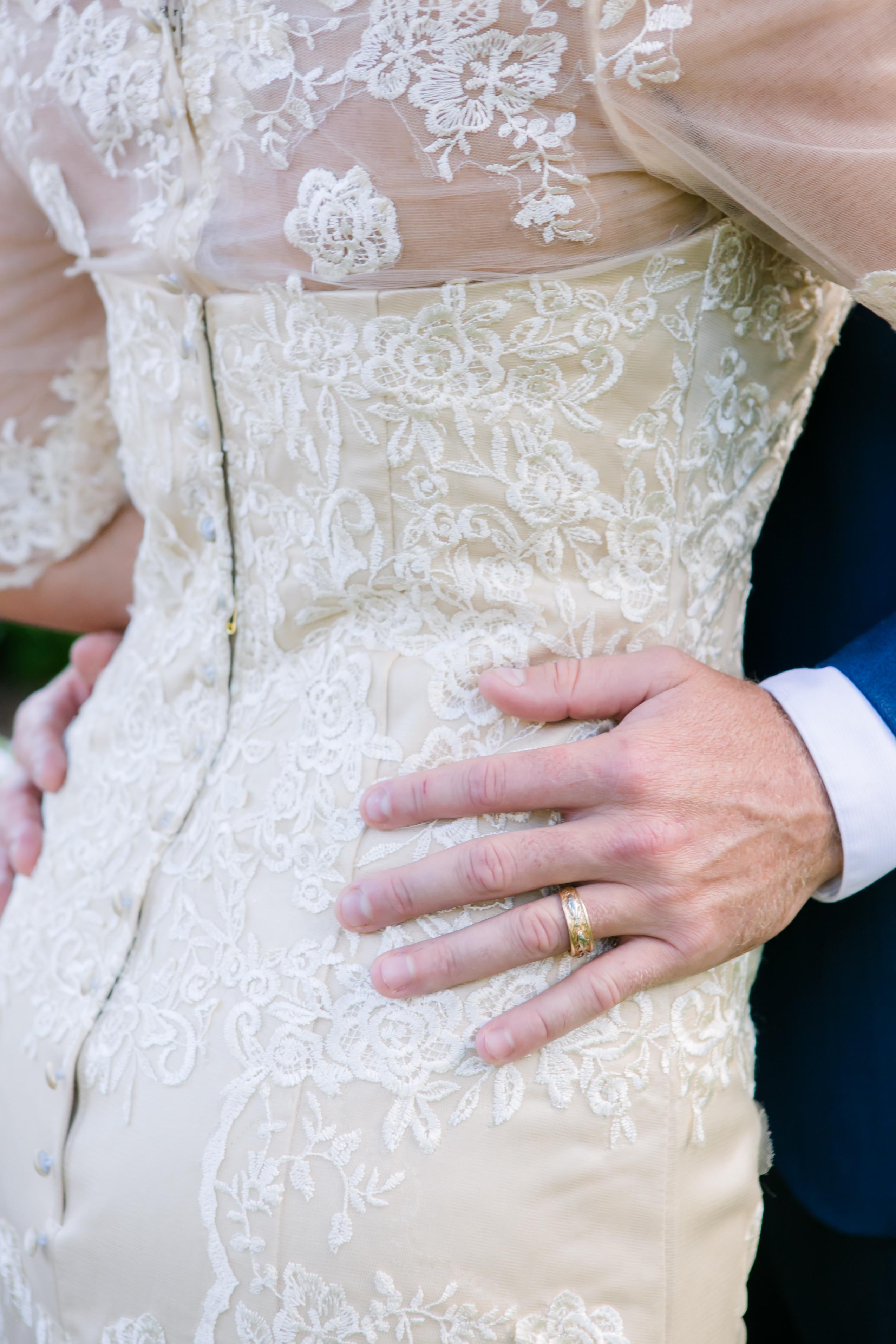 An Organically Beautiful Rustic Chic Inspired Wedding